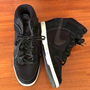 Nike Wedge Hightop Sneakers